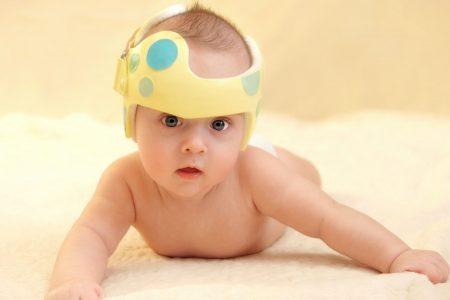 Plagiocéphalie bébé