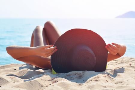 préparer sa peau au soleil naturopathie
